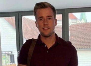 Fabian Kohler beginnt sein Referendariat